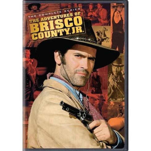 The Adventures of Brisco County Jr.: The Complete Series (DVD) - image 1 of 1