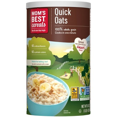 Mom's Best Rolled Oatmeal - 16oz