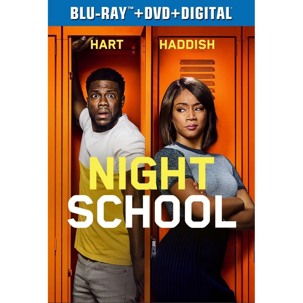 Night School Blu Ray Dvd Digital
