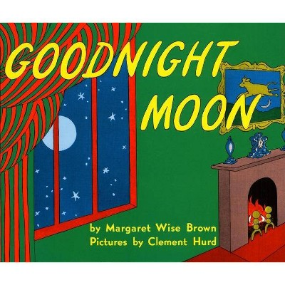 Goodnight Moon (Lap Edition)(Board Book)by Margaret Wise Brown