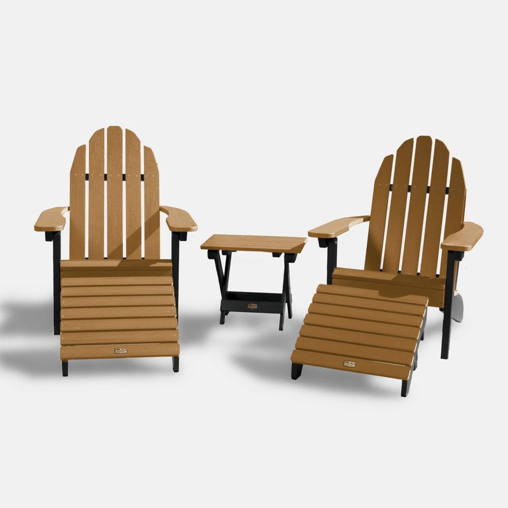 Mountain Bluff Essential Patio Seating Set - Tan - Elk Outdoors