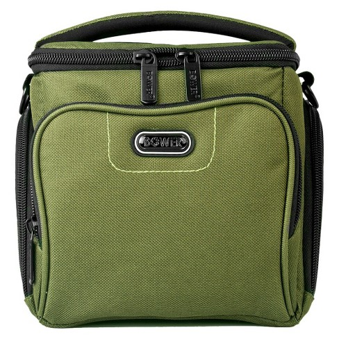 Bower Medium Adjustable Dividers Dazzle Camera Accessory Bag - Green (SCB4200) - image 1 of 1