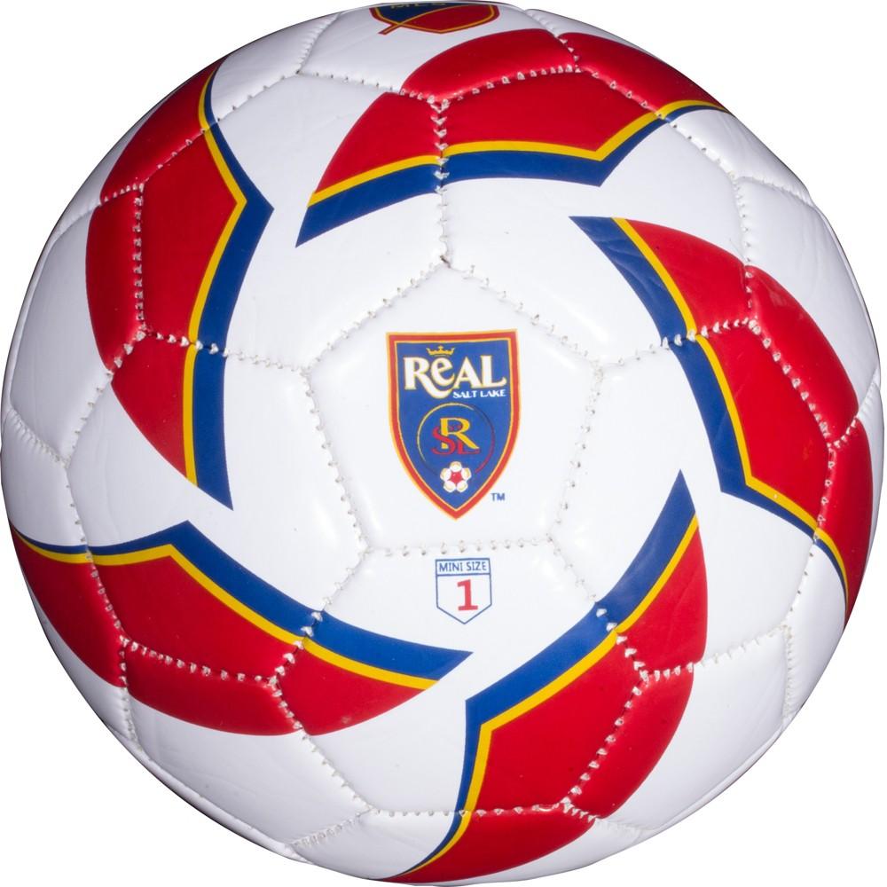 Mls Real Salt Lake Mini Soccer Ball Size 1