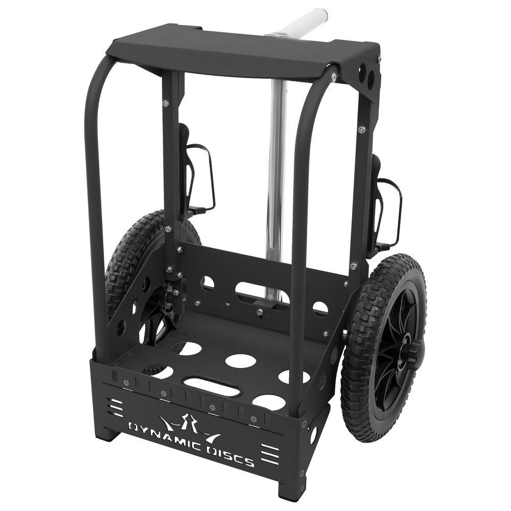 Dynamic Discs Zuca Backpack Cart - Black