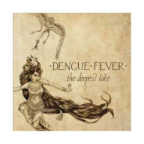 Dengue Fever - Deepest Lake (CD) - image 1 of 1