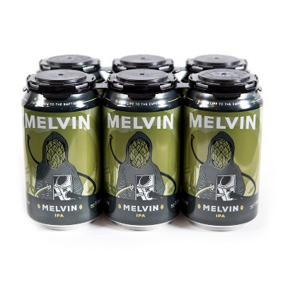 Melvin IPA Beer - 6pk/12 fl oz Cans