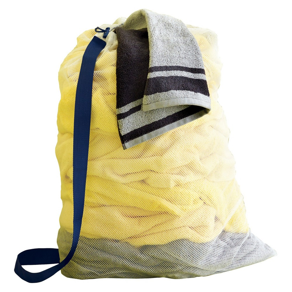 Image of Laundry Bag - White - Room Essentials