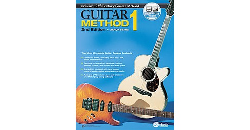 Belwin's 21st Century Guitar Method ( Belwin's 21st Century Guitar Course) (Mixed media product) - image 1 of 1