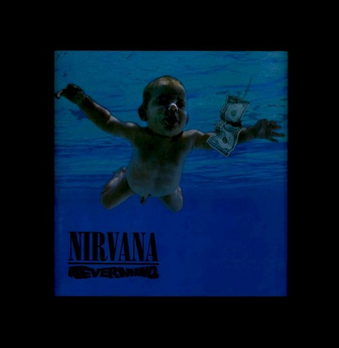 Nirvana - Nevermind (CD) - image 1 of 1