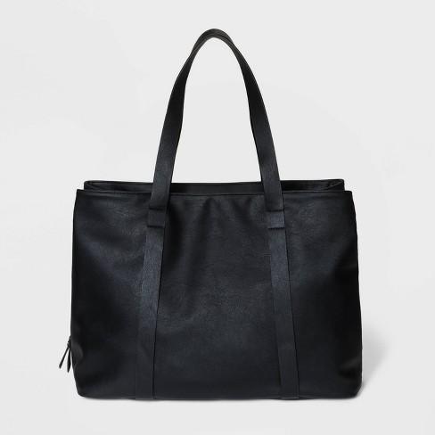 Triple Compartment Tote Handbag - Universal Thread™ - image 1 of 4
