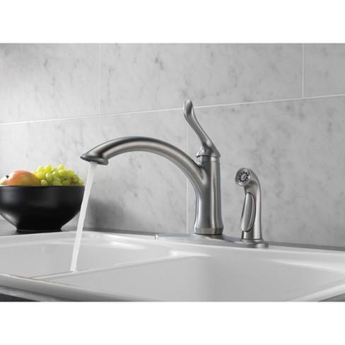 Delta Faucet 3353-DST Linden Kitchen Faucet