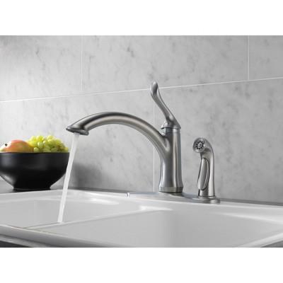 Delta Faucet 3353 DST Linden Kitchen Faucet
