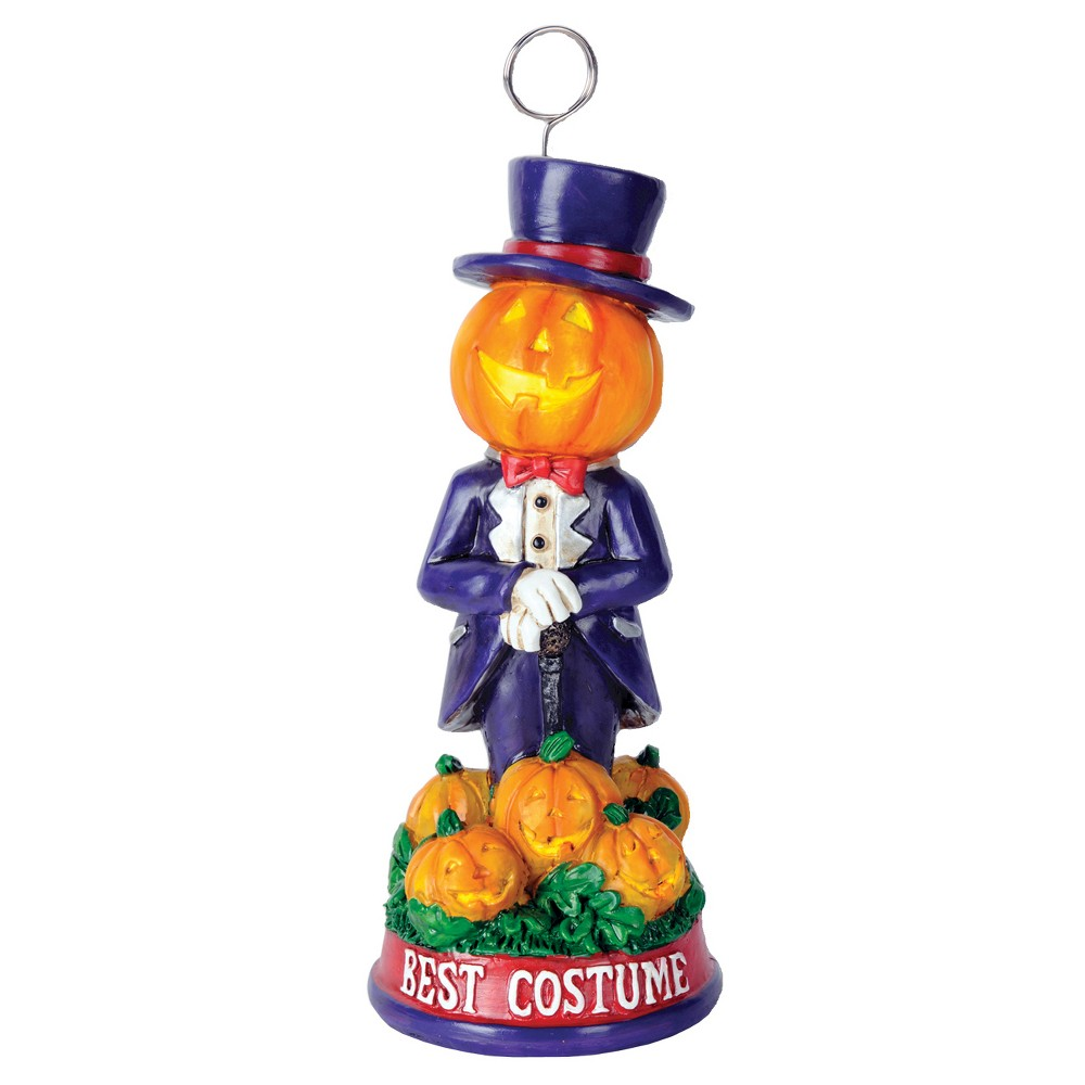 Halloween Best Costume Trophy, Multi-Colored