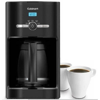 Cuisinart 12-Cup Classic Coffeemaker - Black - DCC-1120BKTG