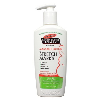 Palmer's Cocoa Butter Formula Massage Lotion For Stretch Marks - 8.5oz : Target
