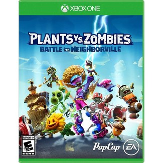 Plants Vs. Zombies: Battle For Neighborville - Xbox One : Target