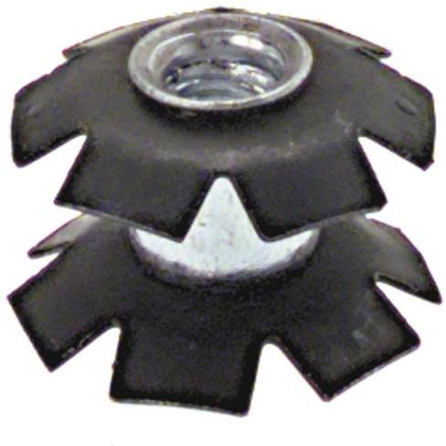 Aheadset Starnut for 1 Steel and Narrow I.D. 1-1/8 Aluminum Steerer Tubes - image 1 of 1