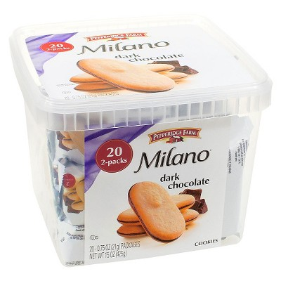 Cookies: Milano Cookies