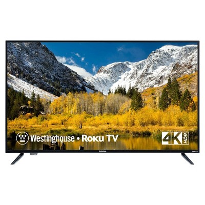 """Westinghouse 43"""" 4K Ultra HD Roku Smart TV with HDR (WR43UT4009)"""