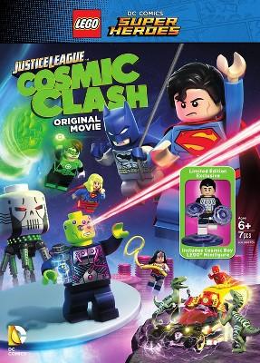 LEGO DC Comics Super Heroes: Justice League - Cosmic Clash (DVD)