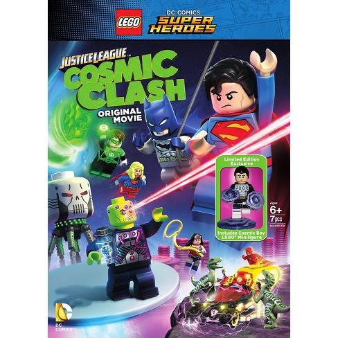 LEGO DC Comics Super Heroes: Justice League - Cosmic Clash (DVD) - image 1 of 1