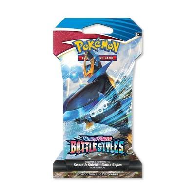 Pokemon Trading Card Game: Sword & Shield Battle Styles Blister