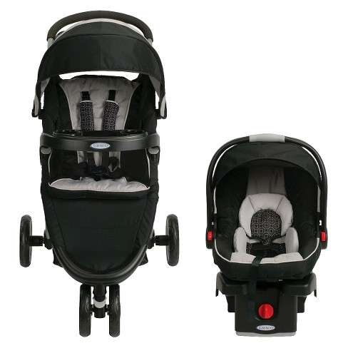 9bb3f75c29f8 Graco® FastAction™ Fold Sport® Click Connect™ Travel System - Pierce    Target