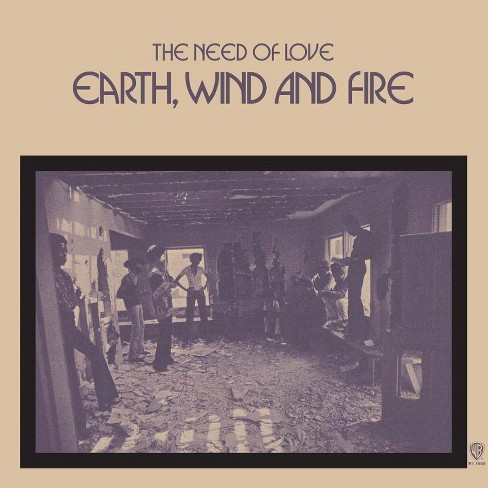Wind & fire earth - Need of love (Vinyl) - image 1 of 1