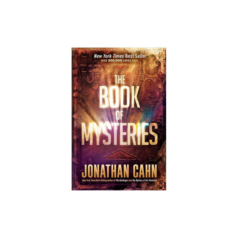 Book of Mysteries - Reprint by Jonathan Cahn (Paperback)