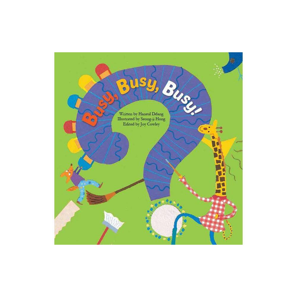 Busy Busy Busy Math Storybooks By Haneul Ddang Paperback