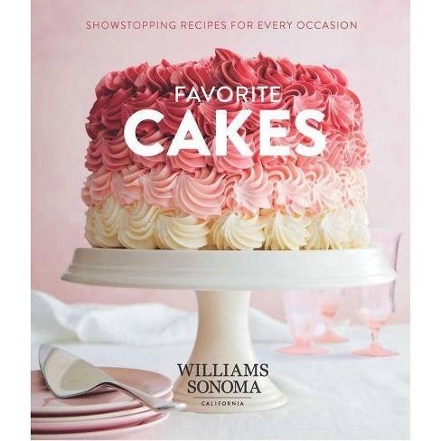 Amazing Favorite Cakes By Williams Sonoma Test Kitchen Hardcover Target Personalised Birthday Cards Veneteletsinfo