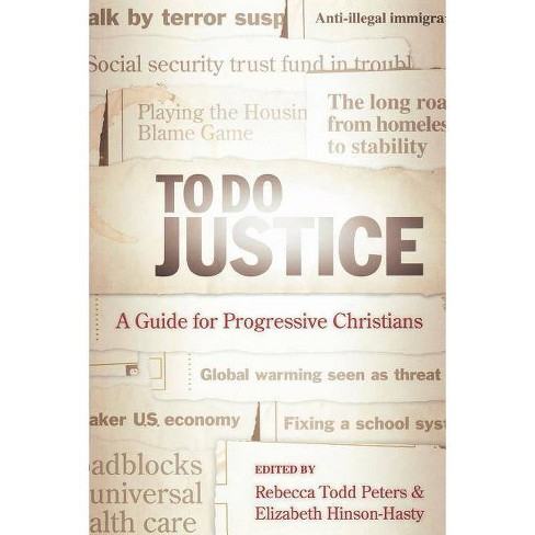 To Do Justice - (Paperback) - image 1 of 1