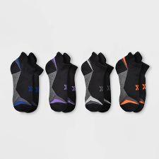 Auburn Tigers Low Cut Ankle Socks with Tab