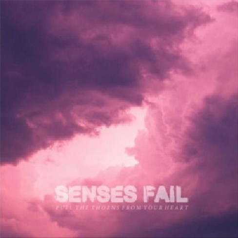 Senses fail - Pull the thorns from your heart (Vinyl) - image 1 of 1