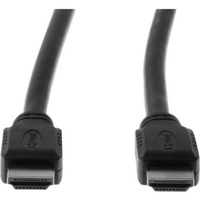 Rocstor Premium 1ft High Speed HDMI (M/M) Cable with Ethernet - Cable Length: 1ft - HDMI for Audio/Video Device - 1.28 GB/s - 1 ft