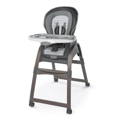 Ingenuity Wood Trio High Chair - Bella Teddy