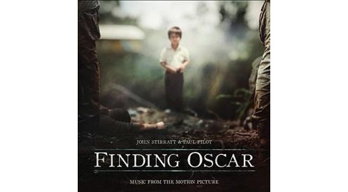 John Stirratt - Finding Oscar (Ost) (CD) - image 1 of 1