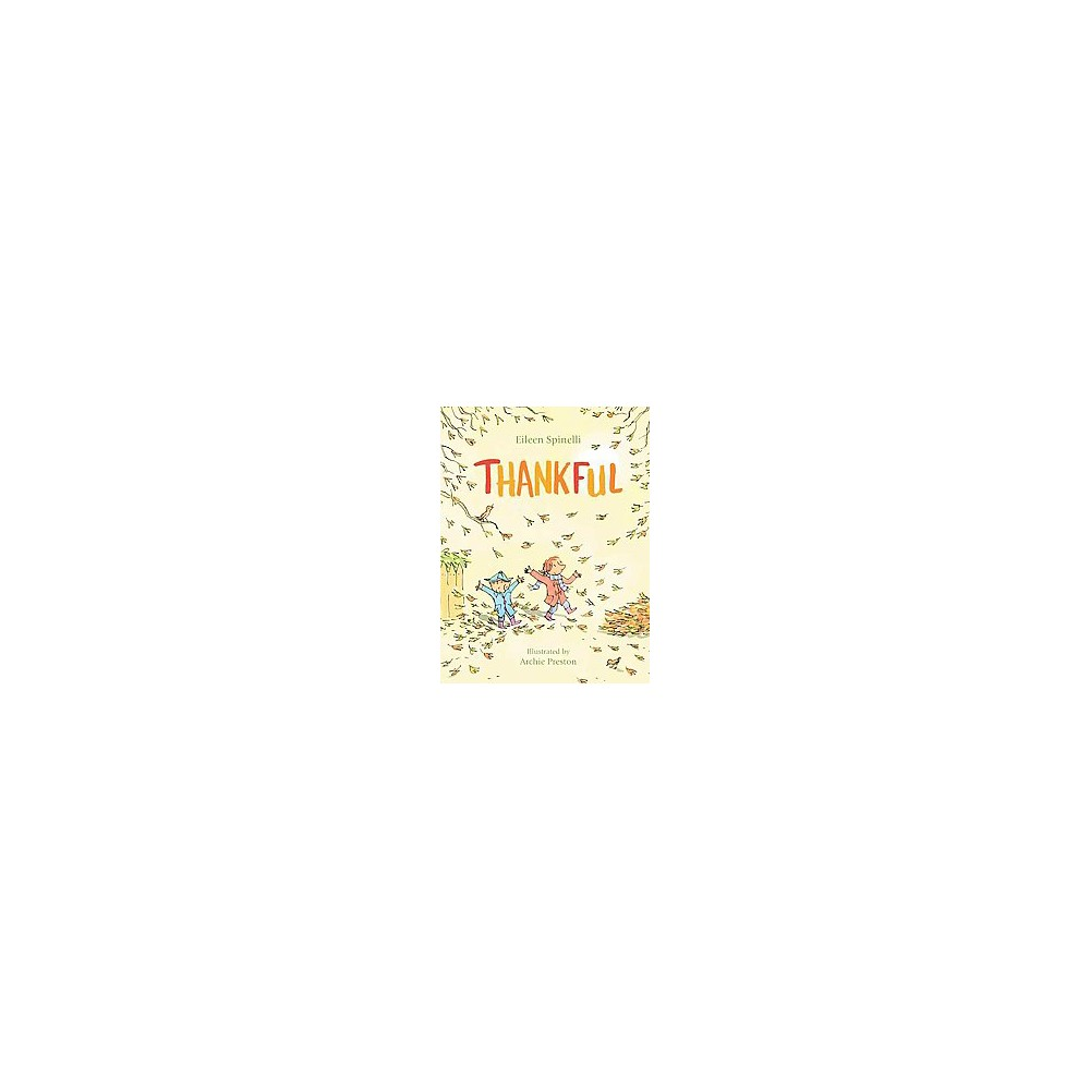 Thankful (Hardcover) (Eileen Spinelli)