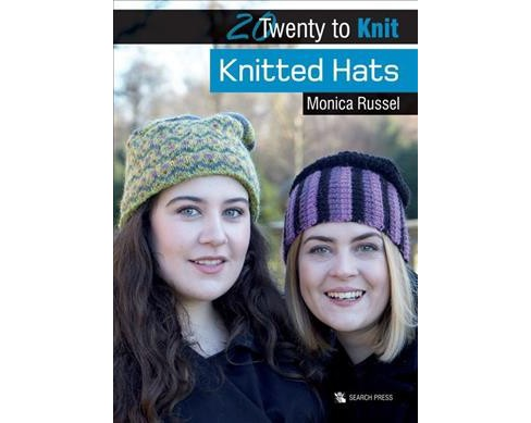Knitted Hats (Paperback) (Monica Russel) - image 1 of 1