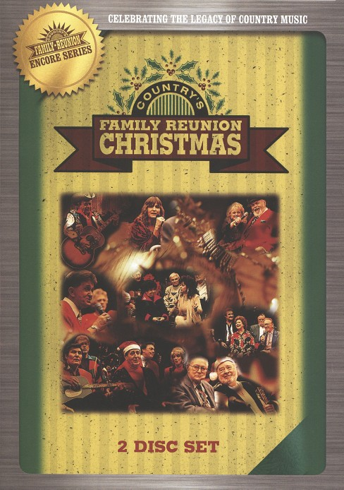 Country's family reunion christmas (DVD) - image 1 of 1