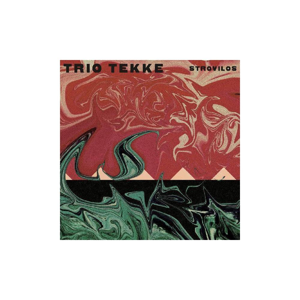 Trio Tekke Strovilos Cd
