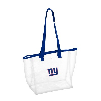 NFL New York Giants Stadium Clear Tote