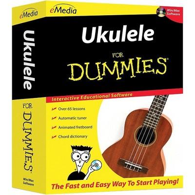 eMedia Ukulele For Dummies [Boxed]