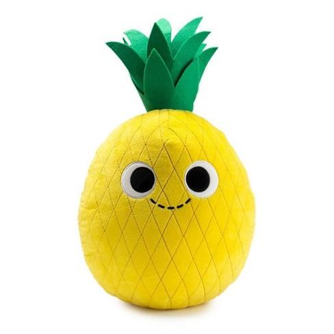 "Kidrobot Yummy World 17"" Large Plush, Amy Pineapple - image 1 of 2"