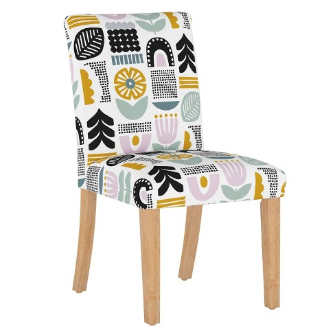 Dining Chair Helsinki Block Lavender - Cloth & Company - image 1 of 4