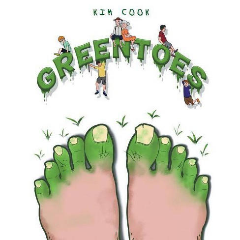 Greentoes - by  Kim Cook (Paperback) - image 1 of 1