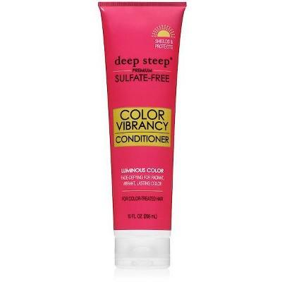 Deep Steep Color Vibrancy Conditioner - 10 fl oz