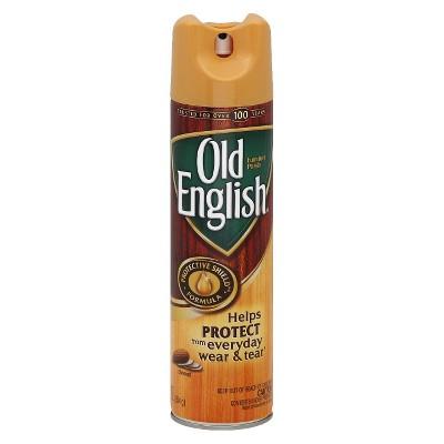 Old English Almond Scented Furniture Polish 12.5 oz