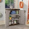 Suncast Base Utility Storage Cabinet - image 3 of 4
