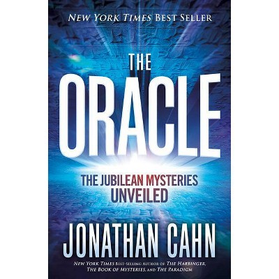 The Oracle - by Jonathan Cahn (Hardcover)
